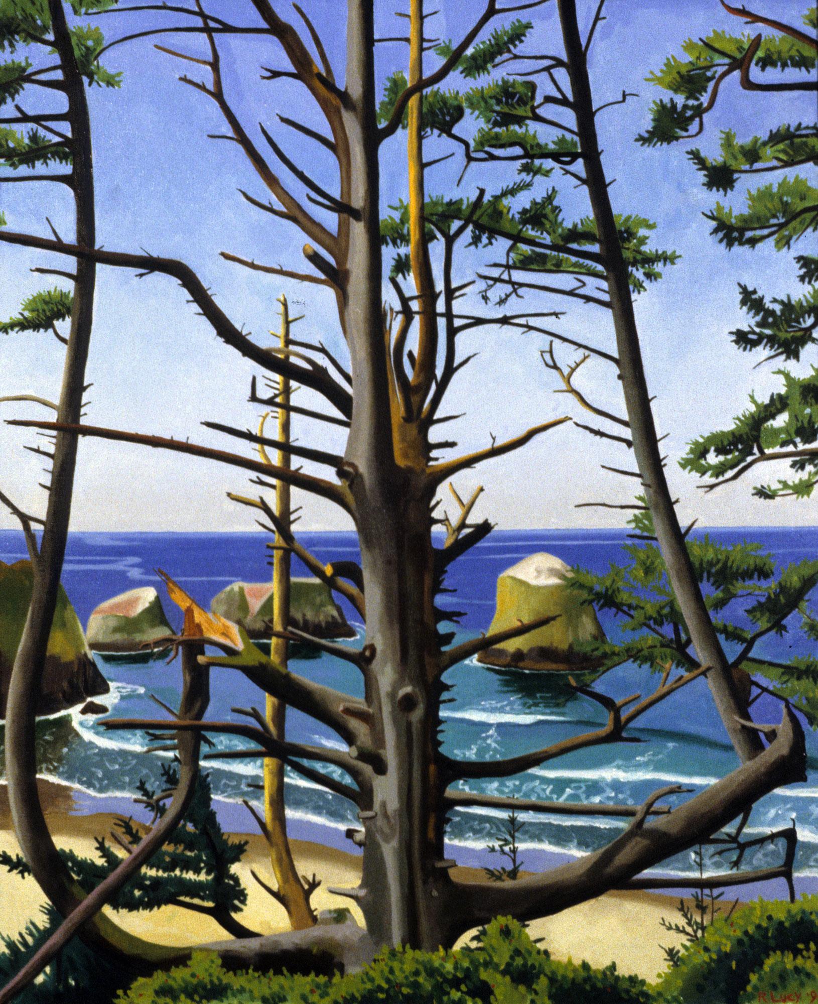 Lyre Tree