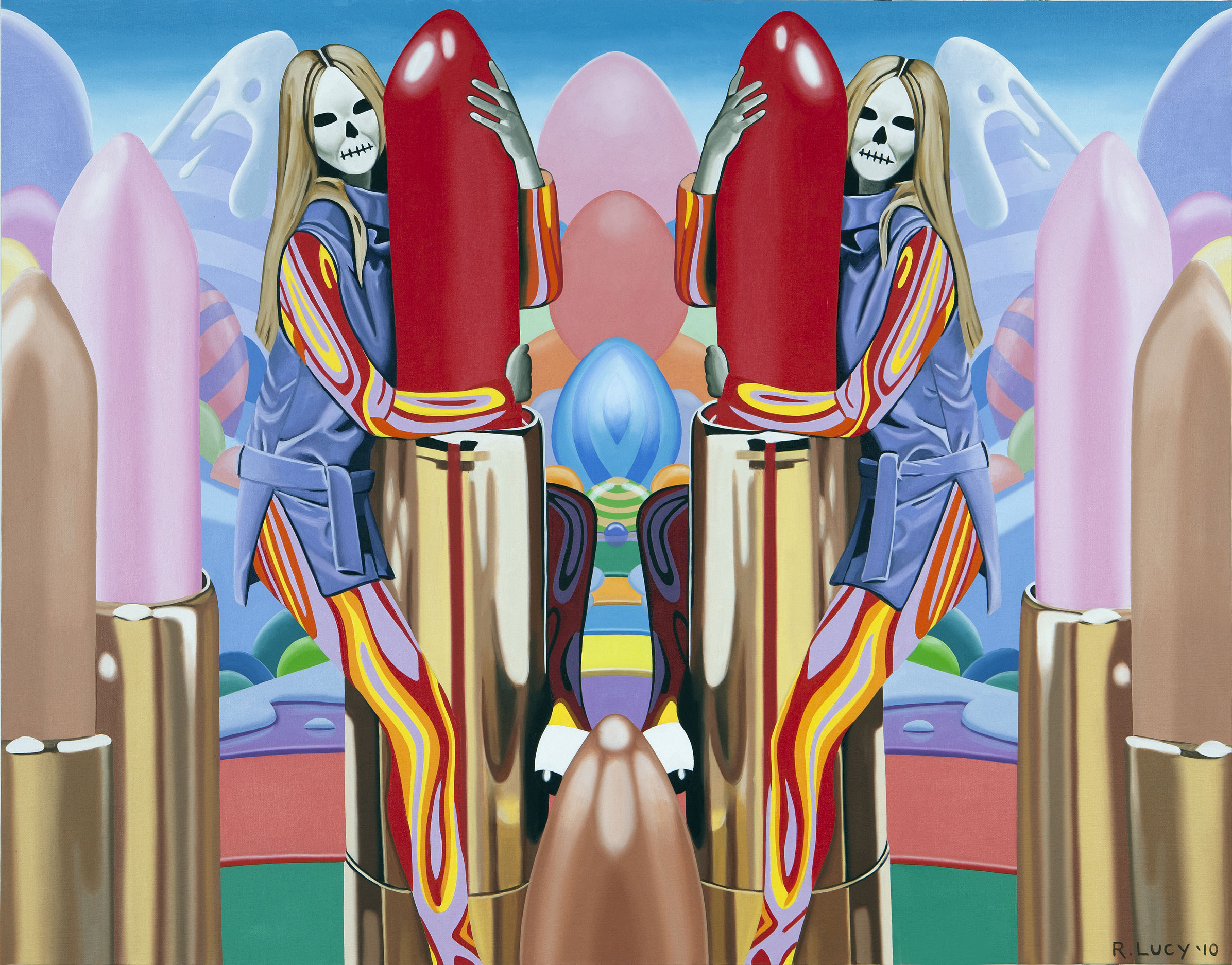 Lipstick Zombies In Candyland